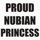 Proud Nubian Princess by thedoormouse
