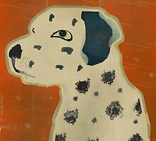 the dalmatian  by bri-b