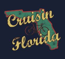Bike Cycling Bicycle Cruising Florida by SportsT-Shirts