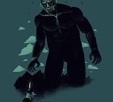 shadow of the titan by louros