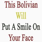 This Bolivian Will Put A Smile On Your Face  by supernova23