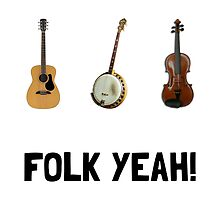 Folk Yeah by AmazingMart