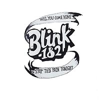 Blink-182 Miss You by laesja