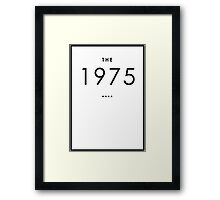 The 1975 Framed Print