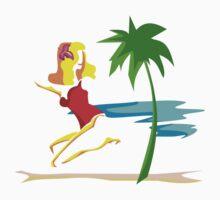 Hawai Summer Beach by refreshdesign