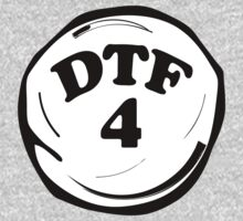 DTF 4 T-Shirts by diannasdesign