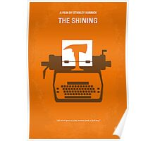 No094 My The Shining minimal movie poster Poster