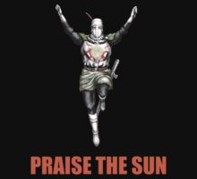 Praise the sun by GreatMasterSexy