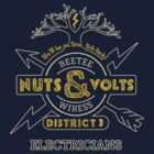 Nuts & Volts - District 3 Electricians by frauholle