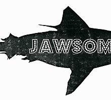 Jawsome by Michelle Calkins