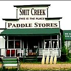 SHIT CREEK PADDLES FOR SALE by JAYMILO