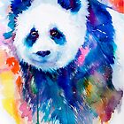 Panda  by Slaveika Aladjova
