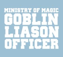 Goblin Liason Officer by GenialGrouty