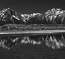 Sierra South Of Mammoth: Eastern Sierra, Summer, 2011 by quistphotog