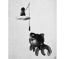 wrong bait Photographic Print