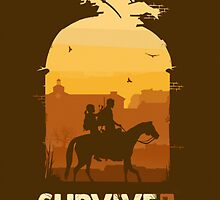 The Last Of Us: Survive by OliverPShirts