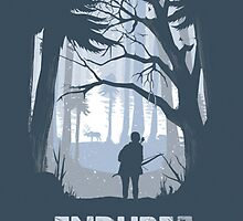 The Last Of Us: Endure by OliverPShirts