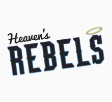 Heaven's Rebels  - Supernatural Inspired Team Shirt by zombieconchord