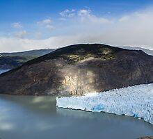 Glacier Grey, Torres Del Paine by Cherrybom