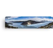 Glacier Grey, Torres Del Paine Canvas Print