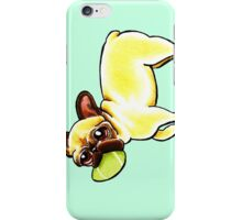 Sporty Frenchie iPhone Case/Skin