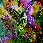 My Little Hummingbird by Brenda Thour