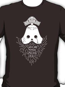 GAVLAN WHEEL, GAVLAN DEAL! (Dark Souls 2) (White) T-Shirt