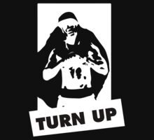 Turn up - Black by shanin666