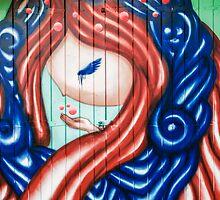 Fairy Graffiti by MMPhotographyUK