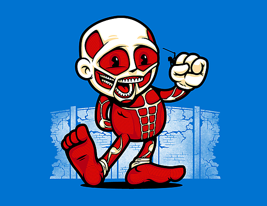 Vintage Titan by harebrained