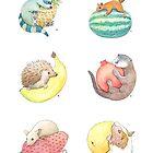 Small Animals & Fruit by Tim Gorichanaz