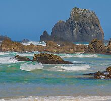 Glasshouse Rocks #2 by Bette Devine