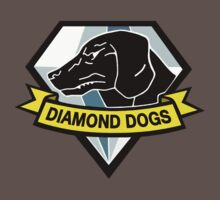 The Boss's Diamond Dogs by Phox
