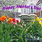 Happy Mother's Day Card by Susan S. Kline