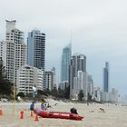 Surf Rescue Broadbeach April 2014 #2 by FangFeatures