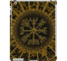 Vegvisir - Icelandic Magical Stave - Protection & Navigation  iPad Case/Skin