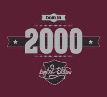 Born in 2000 (Light&Darkgrey) by ipiapacs