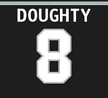 Los Angeles Kings Drew Doughty Phone Case by RussJericho23
