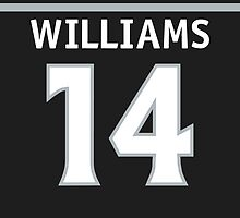 Los Angeles Kings Justin Williams Phone Case by RussJericho23