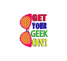 Get Your Geek On by ChicPink