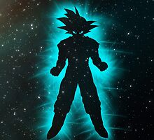 Goku Space by Keelin  Small