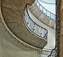 Stairs, Somerset House by mattwhitby