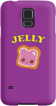 Couple - (Peanut Butter &) Jelly by Sandy W