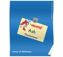 Ash Housewares Minimalist Poster