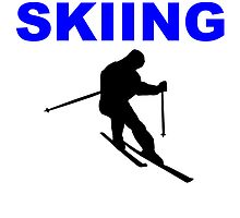 It's All About Skiing by kwg2200