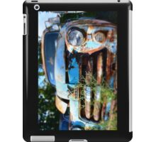 America Abandoned iPad Case/Skin