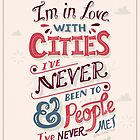 Paper Towns: Cities and People by Risa Rodil