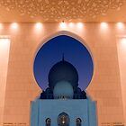 Sheikh Zayed Grand Mosque  by milena boeva