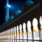 Sheikh Zayed Grand Mosque 4 by milena boeva