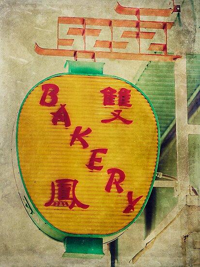 Chinese Bakery Neon Sign by Honey Malek